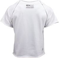 Gorilla Wear Classic Work Out Top - Wit-2