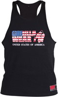 Gorilla Wear USA Tank Top Black