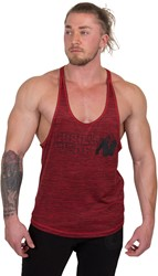 Gorilla Wear Austin Tank Top - Red - XL
