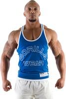 Gorilla Wear Stringer Tank Top - Blauw