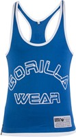 Gorilla Wear Stringer Tank Top Royal Blue-3
