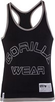 Gorilla Wear Stringer Tank Top Black-2