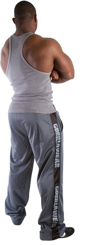 Gorilla Wear Stamina Rib Tank Top - Grijs-2