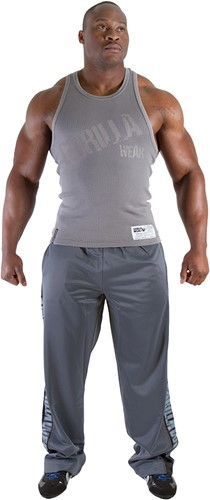 Gorilla Wear Stamina Rib Tank Top Gray