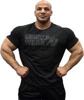Gorilla Wear Memphis Mesh T-Shirt Black
