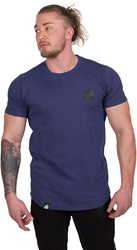 Gorilla Wear Bodega T-shirt - Navy - S