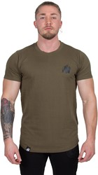 Gorilla Wear Bodega T-shirt - Army Green - S