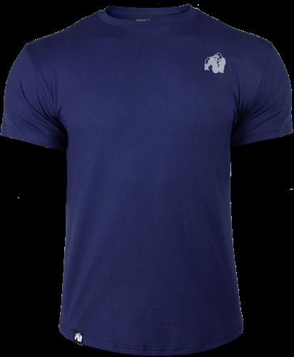 Gorilla Wear Detroit T-shirt - Marineblauw