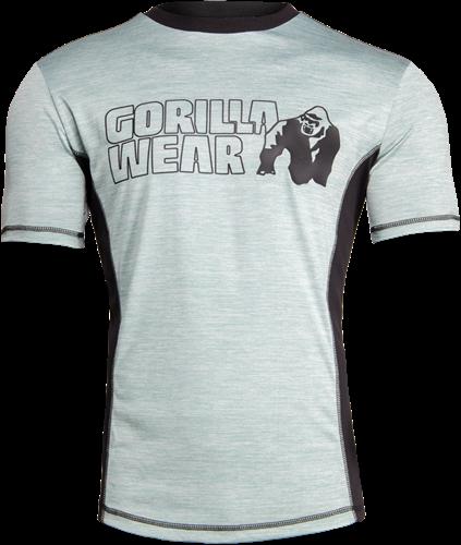 Gorilla Wear Austin T-shirt - Lichtblauw