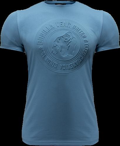 Gorilla Wear San Lucas T-shirt - Blauw