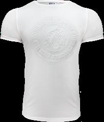 Gorilla Wear San Lucas T-shirt - White - 4XL