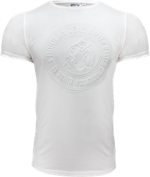 Gorilla Wear San Lucas T-shirt - White - 5XL