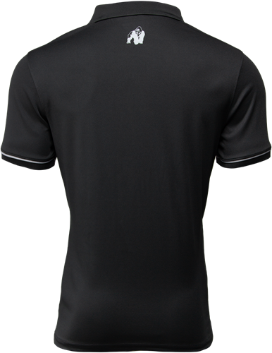 Gorilla Wear Forbes Polo - Black-2