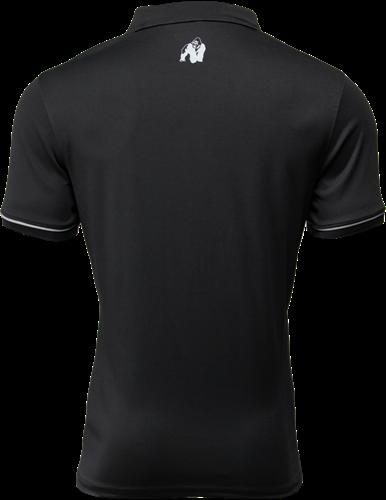 Gorilla Wear Forbes Polo - Zwart-2