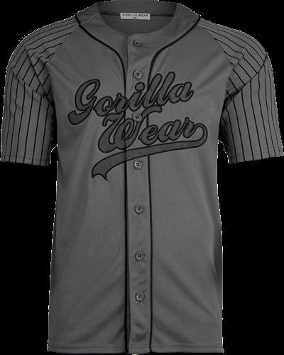 Gorilla Wear 82 Jersey T-Shirt - Grijs