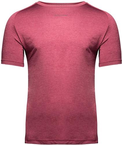 Gorilla Wear Taos T-Shirt - Bordeauxrood