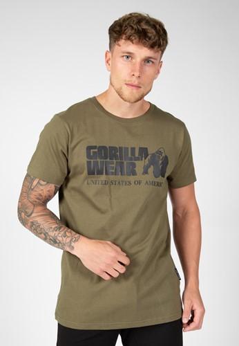 Gorilla Wear Classic T-shirt - Legergroen