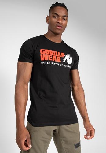 Gorilla Wear Classic T-shirt - Zwart