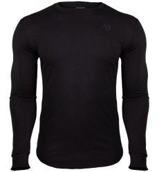 Gorilla Wear Williams Longsleeve - Black - 4XL