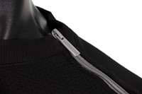 memphis mesh sweatshirt detail