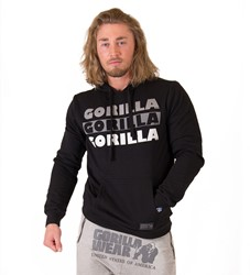 Gorilla Wear Ohio Hoodie - Black - XXXL
