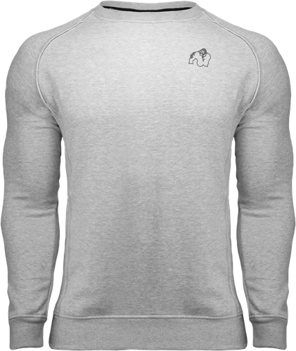 Gorilla Wear Durango Crewneck Sweatshirt - Grijs