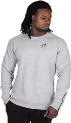 Gorilla Wear Durango Crewneck Sweatshirt - Gray - 4XL