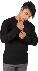 Gorilla Wear Durango Crewneck Sweatshirt - Black - M