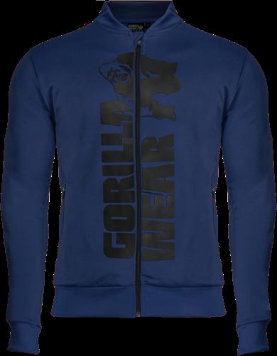 Gorilla Wear Ballinger Trainingsjas - Marineblauw/Zwart