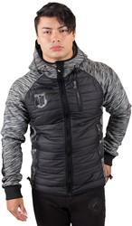 Gorilla Wear Paxville Jacket - Black/Gray - 5XL