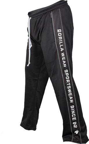 Gorilla Wear Functional Mesh Pants (Black/White)