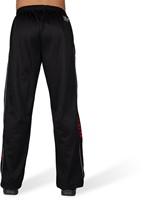 Gorilla Wear Functional Mesh Trainingsbroek - Rood/Zwart-3
