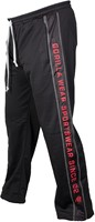 Gorilla Wear Functional Mesh Pants (Red/Black)-2