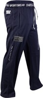 Gorilla Wear Logo Meshpants Blue-2