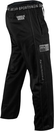Gorilla Wear Logo Meshpants Black
