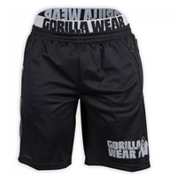 Gorilla Wear California Mesh Shorts Black/Grey-2