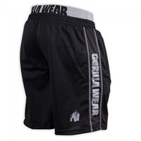 Gorilla Wear California Mesh Shorts Black/Grey