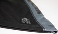 Gorilla Wear Track Shorts Black/Grey-2