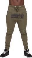 Gorilla Wear Alabama Drop Crotch Joggers - Army Green - M