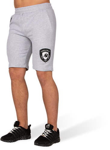 Gorilla Wear Los Angeles Sweat Shorts - Grijs