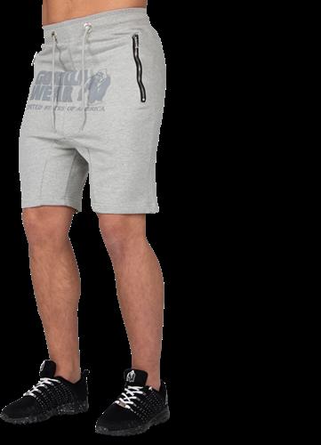 Gorilla Wear Alabama Drop Crotch Shorts - Grijs