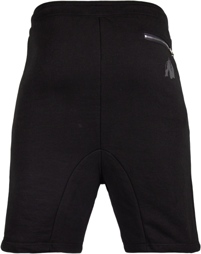 Gorilla Wear Alabama Drop Crotch Shorts - Black-3