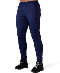 Gorilla Wear Ballinger Track Pants - Navy Blue/Black - 3XL