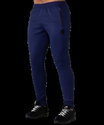 Gorilla Wear Ballinger Track Pants - Navy Blue/Black - L