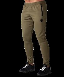 Gorilla Wear Ballinger Track Pants - Army Green/Black - L
