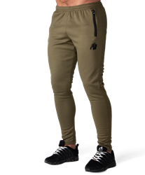 Gorilla Wear Ballinger Track Pants - Army Green/Black - S