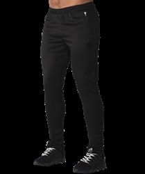 Gorilla Wear Ballinger Track Pants - Black/Black - 5XL