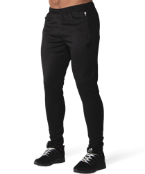 Gorilla Wear Ballinger Track Pants - Black/Black - S