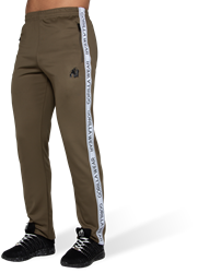 Gorilla Wear Wellington Track Pants - Olive Green - L