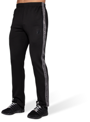 Gorilla Wear Wellington Track Pants - Black - L